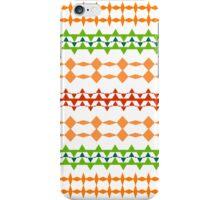 Artistic stripes pattern iPhone Case/Skin