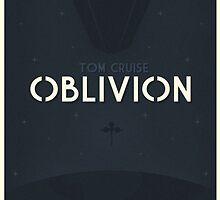 Oblivion Poster By WOop-WOop by NicBroInc