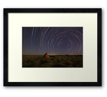I'll Meet You at the Anthill Framed Print