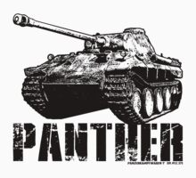 Panther V by deathdagger