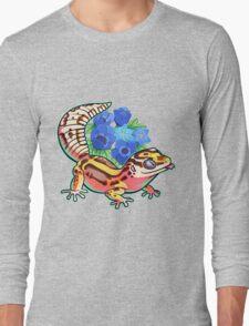 Bold gecko Long Sleeve T-Shirt