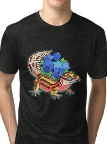 Bold gecko Tri-blend T-Shirt