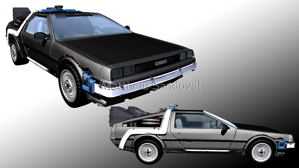 Back to the Future by Matthew Sandoval