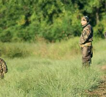 Hunters by hotshotsdp