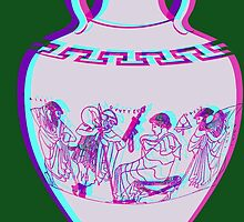 Ancient Greek Vase 1 by indusdreaming