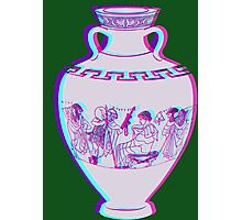Ancient Greek Vase 1 Photographic Print