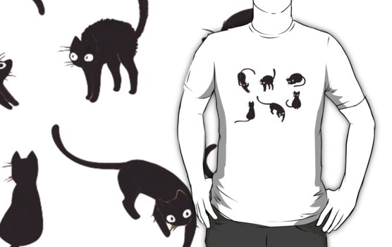 Cat Shirt by KBCo