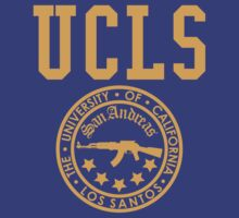 UCLS University of California Los Santos grand theft auto by odysseyroc