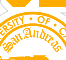 UCLS University of California Los Santos grand theft auto Sticker