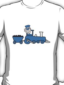 Train Conductor T-Shirt