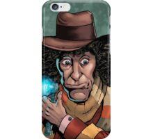 Dr Who Tom Baker iPhone Case/Skin