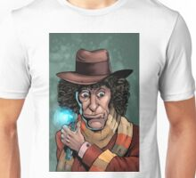 Dr Who Tom Baker Unisex T-Shirt