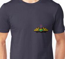 Super Metroid Gravity Samus Unisex T-Shirt
