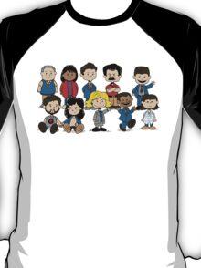 Parks and Rec Peanuts T-Shirt
