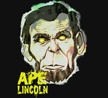 Ape Lincoln Yellow Tee Unisex T-Shirt