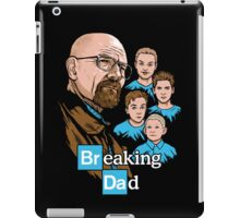 Breaking Dad iPad Case/Skin