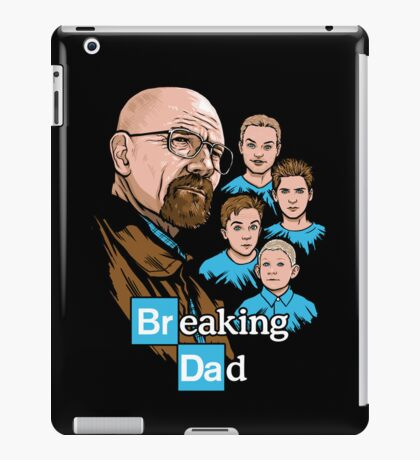 Breaking Dad iPad Case/Skin