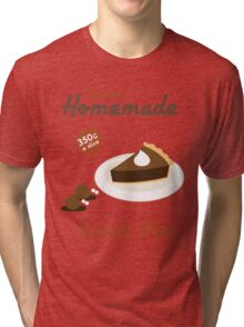 Toriel's Homemade Snail Pie - Undertale Tri-blend T-Shirt