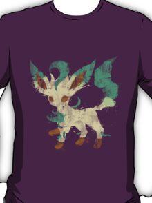 Graffiti Leafeon T-Shirt