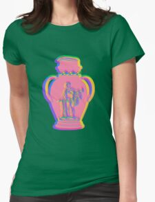 Greek Vase 4 Womens Fitted T-Shirt
