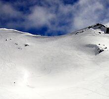 snow ridge II by geophotographic