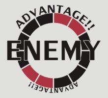 Enemy! by Dillon Finley