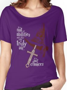 A True Gryffindor Women's Relaxed Fit T-Shirt