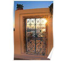 Aegean Sun Poster