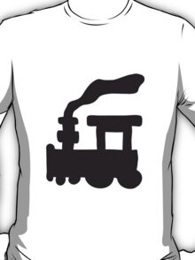 Small Train T-Shirt