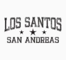 Los Santos Rustic - Black by slitheenplanet