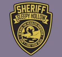 Sleepy Hollow Sheriff Badge by DCVisualArts