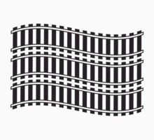 Railways Pattern by Style-O-Mat