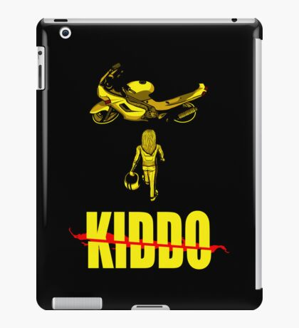 Kiddo iPad Case/Skin