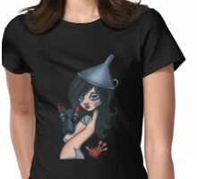 If I only had a heart Womens Fitted T-Shirt