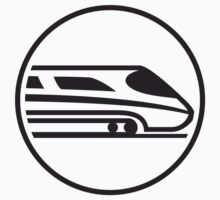 Express Train Symbol by Style-O-Mat