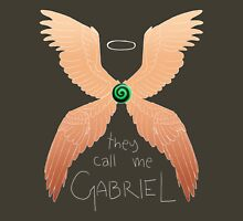 They call me Gabriel Unisex T-Shirt