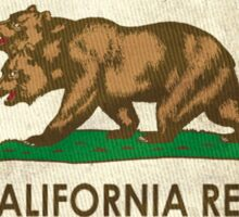 New California Republic Sticker