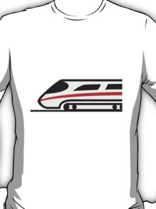 Express Train Logo T-Shirt