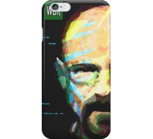 A Bad Man Must Have Brains iPhone Case/Skin