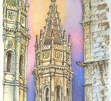 torres  by terezadelpilar~ art & architecture