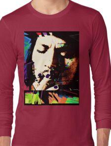Johnny Depp. Long Sleeve T-Shirt