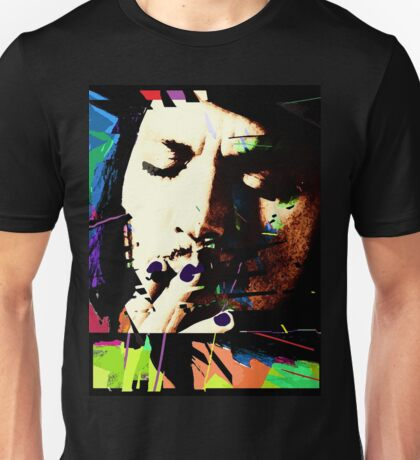 Johnny Depp. Unisex T-Shirt