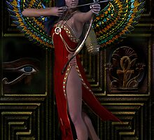 Egypt    myths and legends  by shadowlea