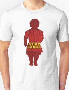 Game of Thrones - Tyrion: A Very Large Shadow Unisex T-Shirt