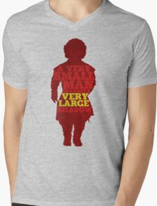 Game of Thrones - Tyrion: A Very Large Shadow Mens V-Neck T-Shirt