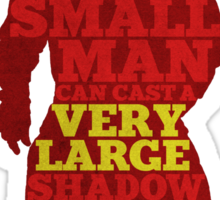 Game of Thrones - Tyrion: A Very Large Shadow Sticker