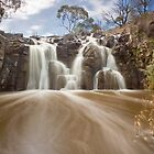 Murrumbooee Falls by Travis Easton