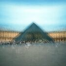 Louvre, Paris by thescatteredimage