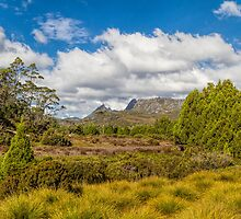 Cradle Mountain, Tasmania, Australia by Elaine Teague