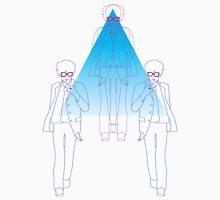 Keith Richards Reflected Unisex T-Shirt